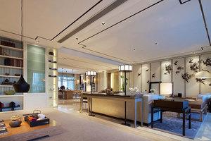 中式风格客厅06