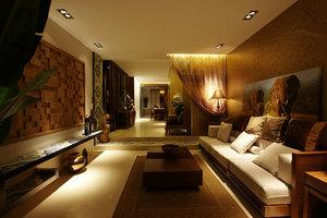 中式风格客厅05