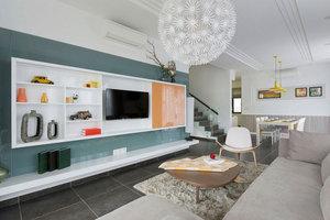 现代风格客厅03