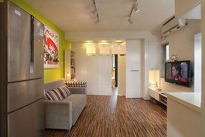 现代风格客厅05